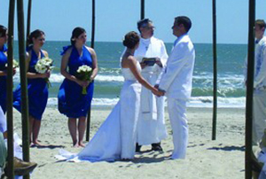 Beach Wedding Officiants & Clergy