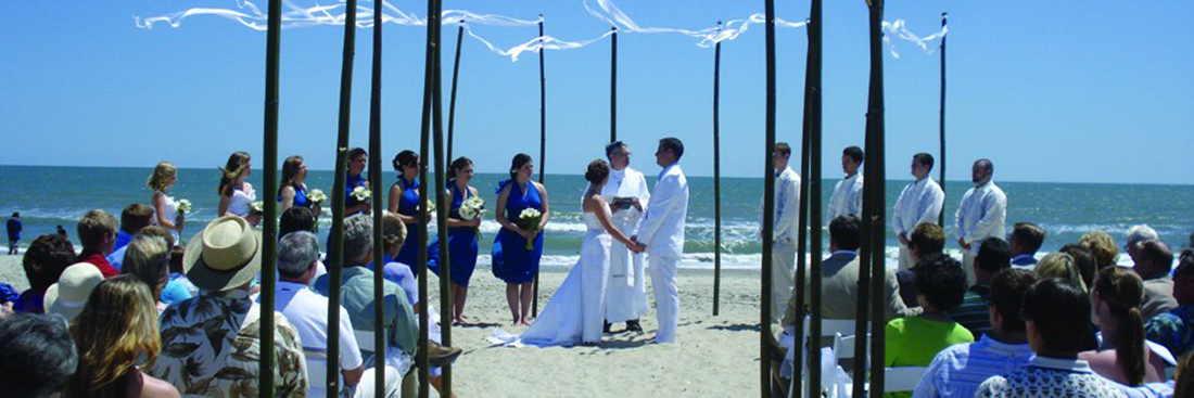 Beach Weddings NC