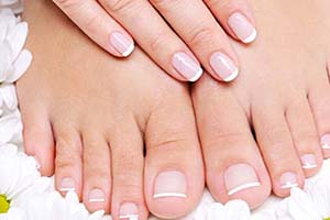 Nails: Manicures & Pedicures