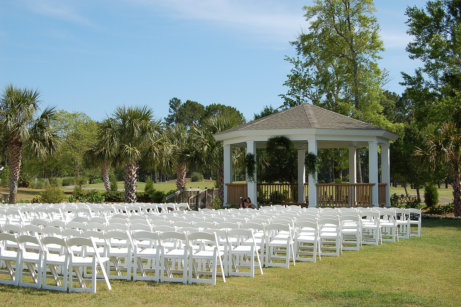 Sea Trail Resort Weddings